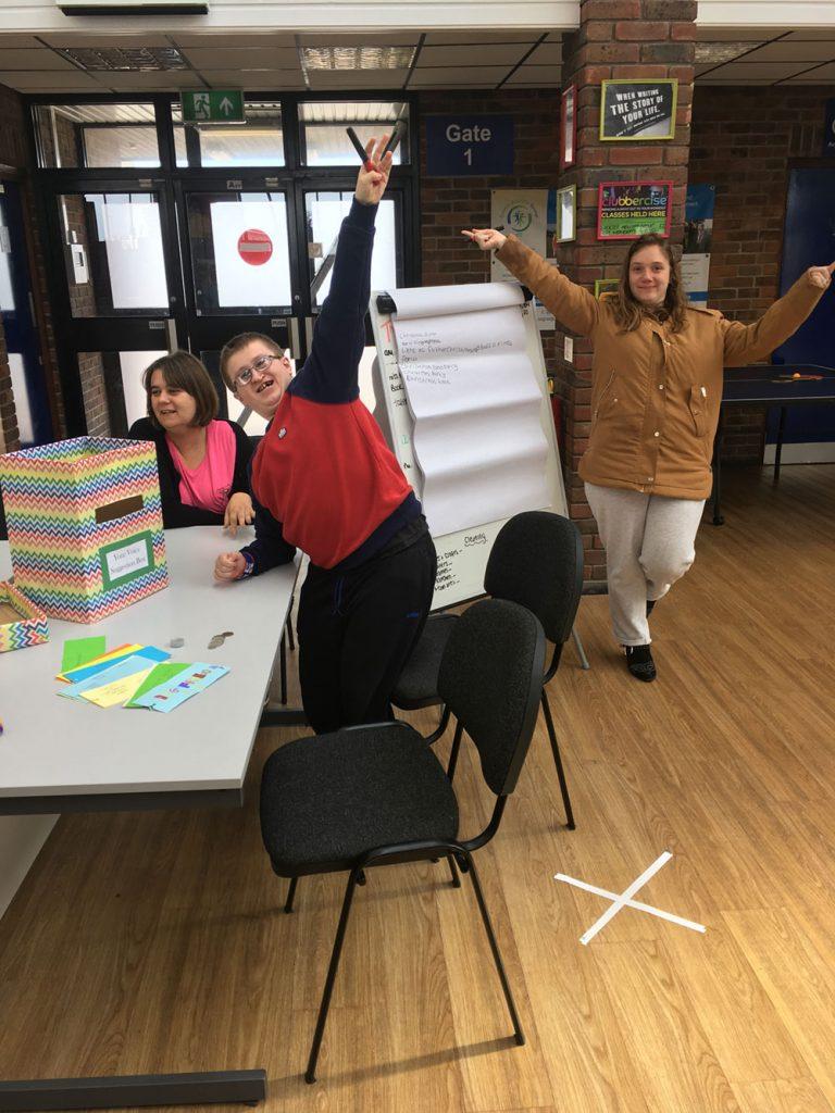 Your Voice - Dorset Abilities Group